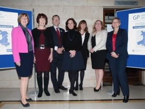Launch GPONE website with CMO Wales, Chair GPCWales and CEO Public Health Wales